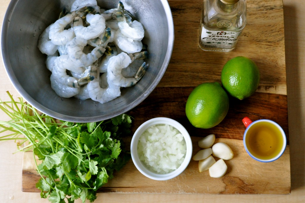 Tequila Shrimp | Once Upon a Recipe
