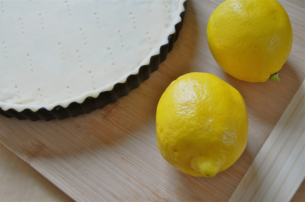 Bruleed Lemon Tart | Once Upon a Recipe