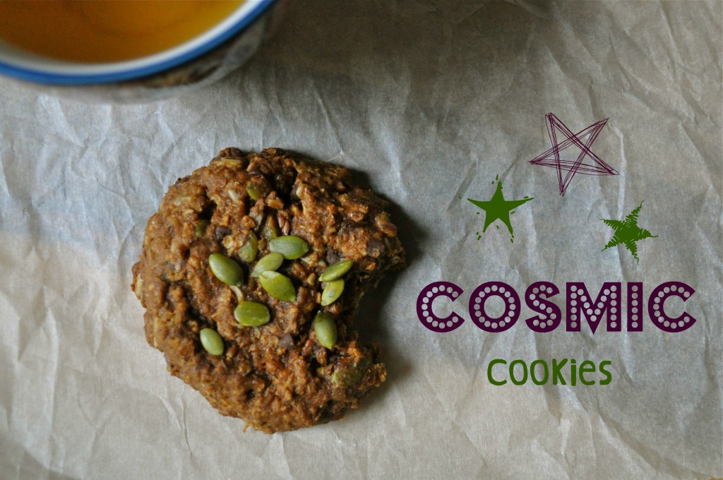 Cosmic Cookies | Once Upon a Recipe