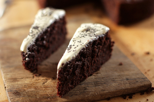 Moist Chocolate Beet Cake from David Lebovitz