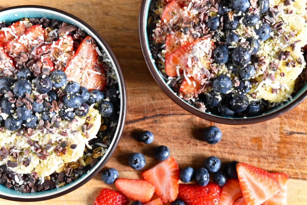 Acai Bowls | Once Upon a Recipe