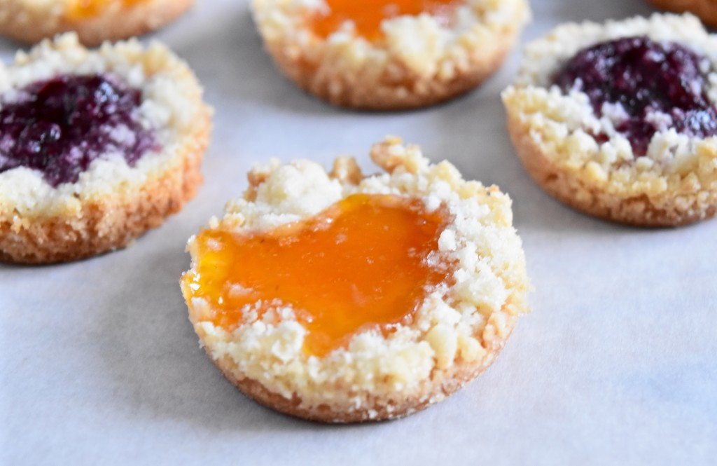 The Great Food Blogger Cookie Swap: Beurre and Sel Jammers | Once Upon a Recipe