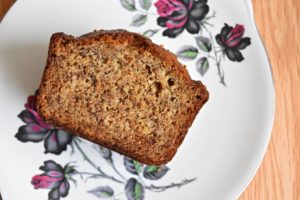 One Bowl Banana Bread | Once Upon a Recipe